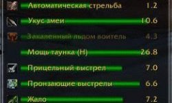 Аддон Hunter Timers 3.3.5