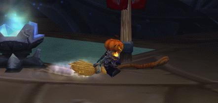 Как получить Волшебная метла