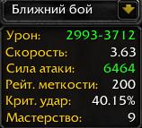 Гайд Ретри Пал 3.3.5 ПВП