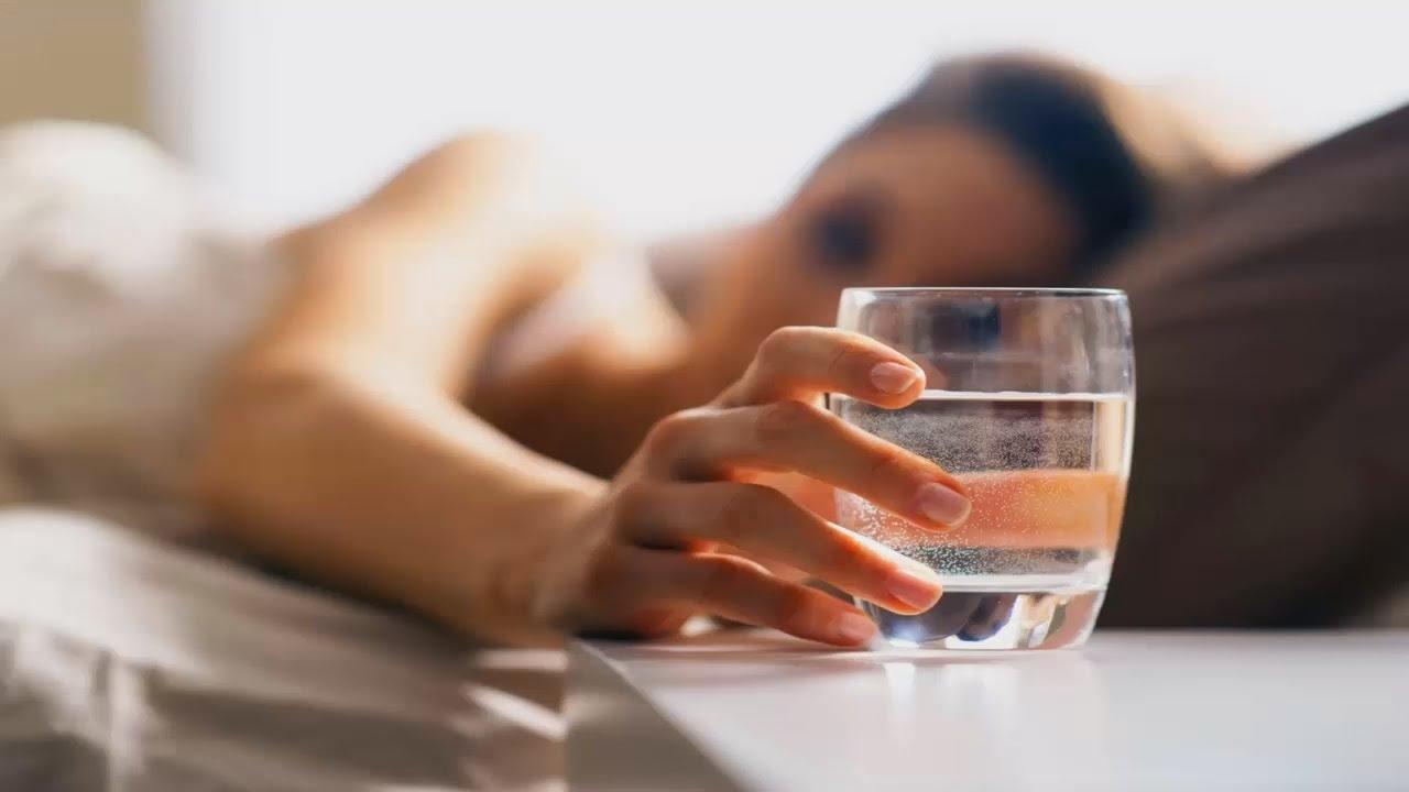 Пить сладкую воду сон