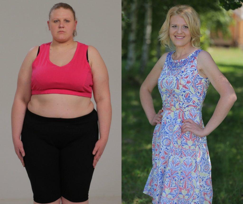 Результаты людей реальных в похудении