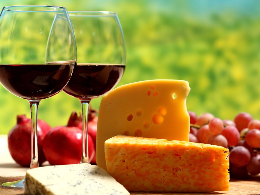 диета винно сырная
