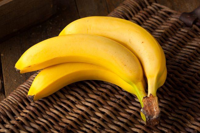 Что будет если кушать много бананов